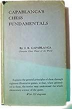 Capablanca's Chess Fundamentals