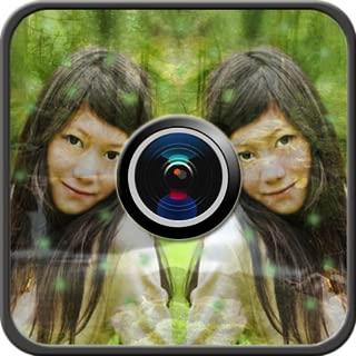 Nature Photo Mirror Effect