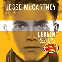 Leavin' (Johnjay and Rich Radio Show Acoustic Version) (Single)