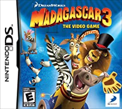 Madagascar 3: The Video Game - Nintendo DS