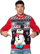 Best snowballs deep christmas sweater Reviews