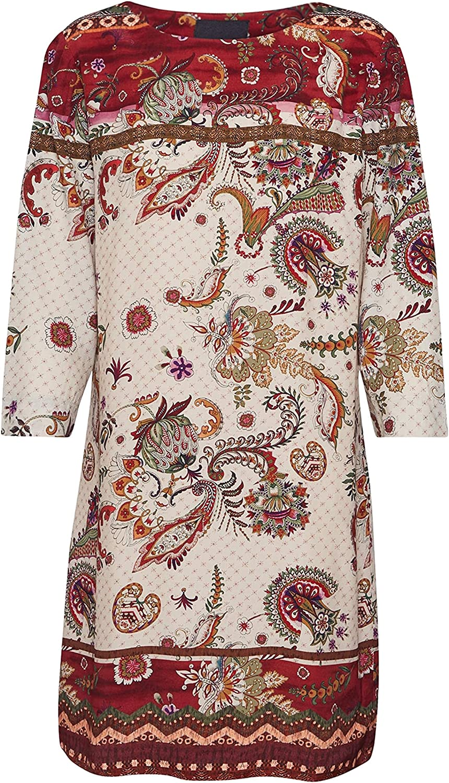 Desigual Women's Dress 3/4 Sleeve