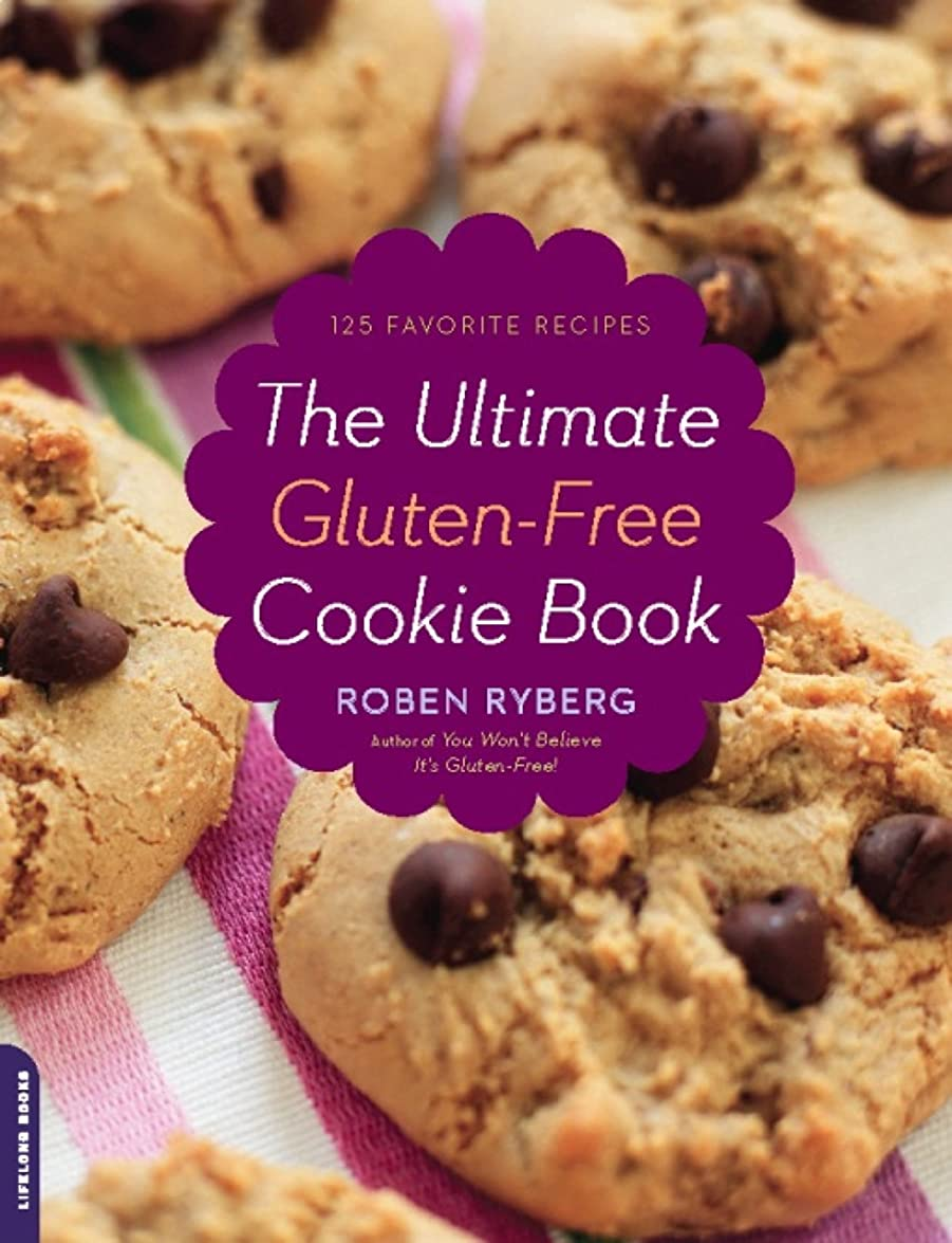 The Ultimate Gluten-Free Cookie Book (English Edition)