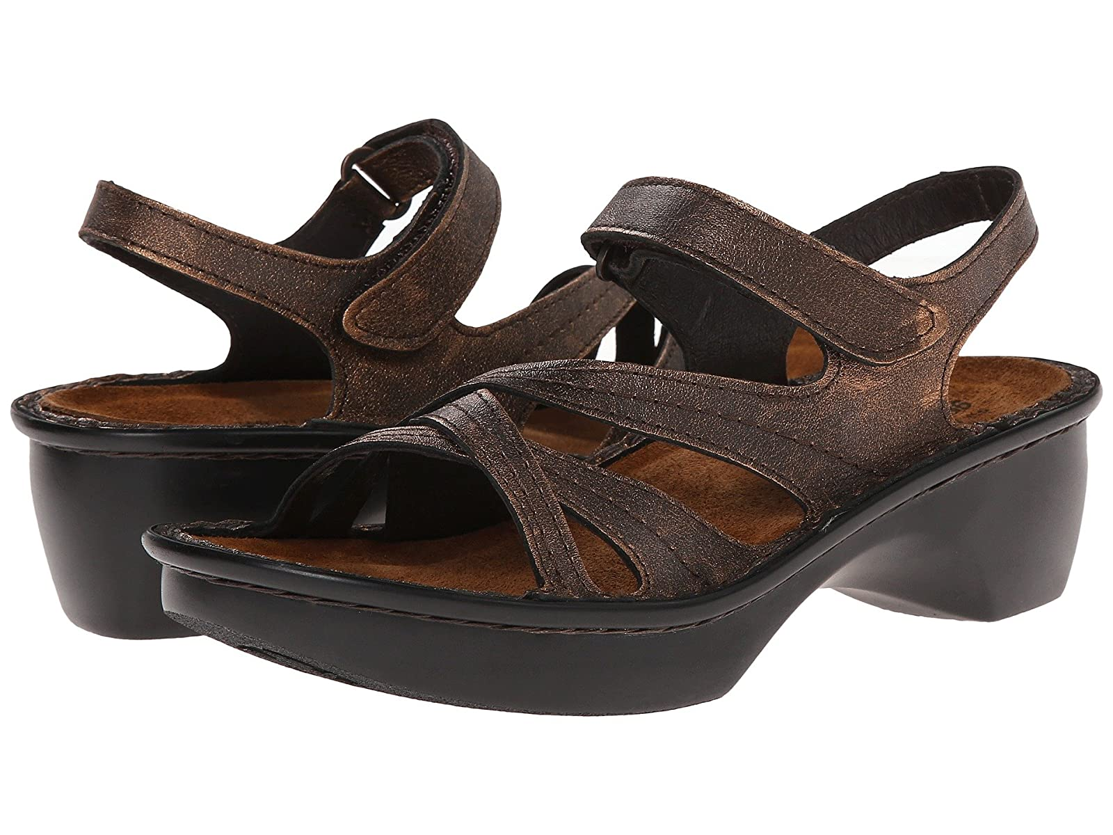 Naot ParisAtmospheric grades have affordable shoes