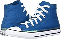 Chuck Taylor® All Star® Iridescent - Hi (Little Kid)