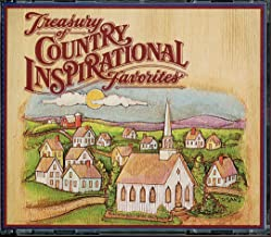 Treasury of Country Inspirational Favorites 4-CD Set