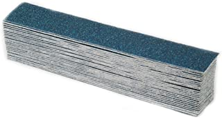 VSM 129785 Abrasive Belt Blue Zirconia 18 Length 1//2 Width 18 Length VSM Abrasives Co. 1//2 Width Cloth Backing Pack of 20 Coarse Grade 50 Grit