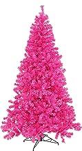 Vickerman Hot Pink Series Christmas Tree