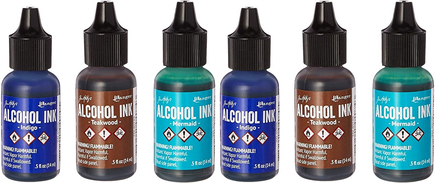 Ranger TAK-B-40866 Adirondack Brights Ink Alcohol Ma 0.5-Ounce Max 75% Lowest price challenge OFF