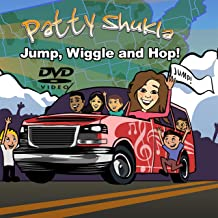 Jump, Wiggle and Hop DVD