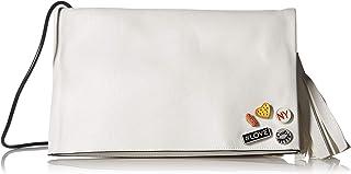 حقيبة كتف بغطاء قلاب بتصميم سيرك بواسطة سام إيدلمان نيكول