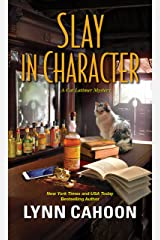 Slay in Character (A Cat Latimer Mystery Book 4) Kindle Edition