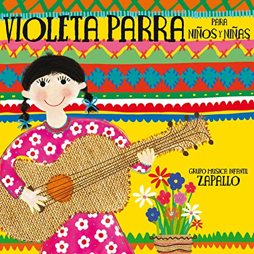 Violeta para niños y niñas by Zapallo on Amazon Music ...