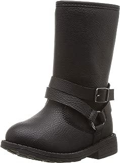Kids Girl's Cicily Black Riding Boot Fashion