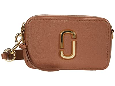 Marc Jacobs The Softshot 21 (Milk Chocolate) Handbags