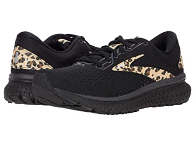 Brooks Glycerin 18 (Black/Blackened Pearl/Latte) Women
