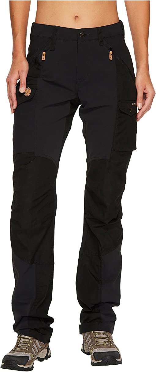 Fj/¿llr/¿ven Womens Keb Trousers Curved