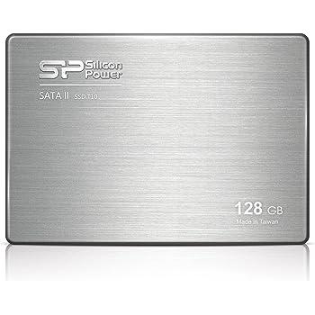 シリコンパワー 2.5インチSolid State Disk 高速転送 SATA(SATAI/II)準拠 128GB MLCチップ採用 紙箱 SP128GBSS2T10S25