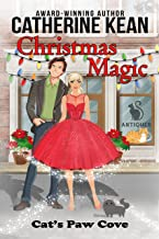 Christmas Magic: Black Cat Antiquities Book 2 (Cat's Paw Cove 23)