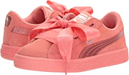 Puma Kids Suede Heart SNK (Little Kid)