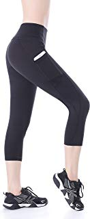 EAST HONG Women's Yoga Leggings Exercise Gym Tights Workout Pants