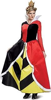 Women's Queen of Hearts Deluxe Adult Costume