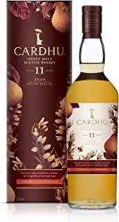 Cardhu Special Release 2020, 11 Jahre Single Malt Whisky, in Geschenkverpackung Single Malt Whisky 1 x 0.7 l