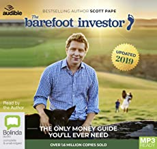 The Barefoot Investor: 2019/2020 Edition: The Only Money Guide You'll Ever Need