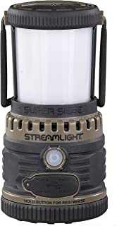 Streamlight 44947 Super Siege 120V AC, Rechargeable and Portable USB Charger, Coyote - 1,100 Lumen