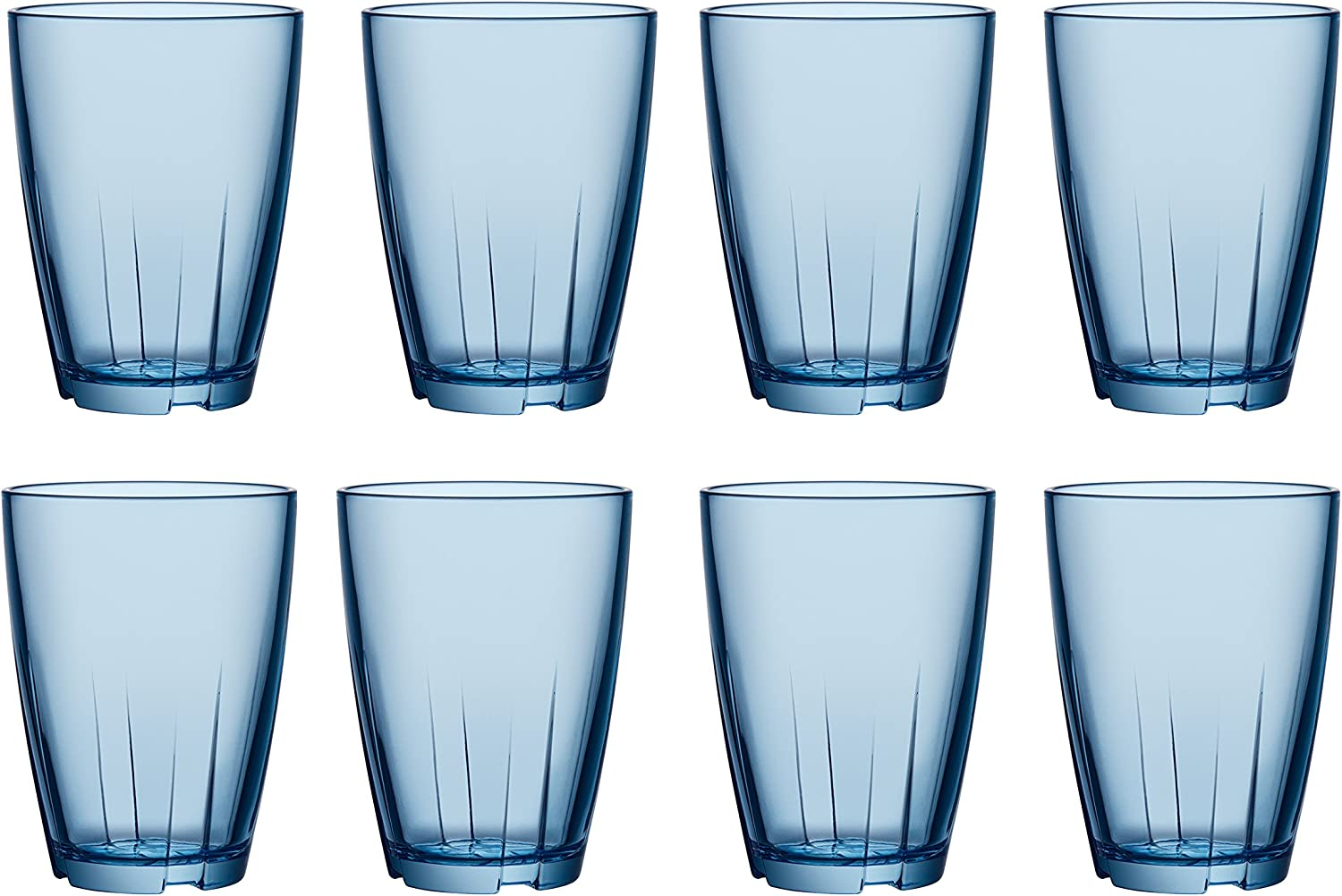 Kosta Boda 7015542 Tumbler Glass, bluee