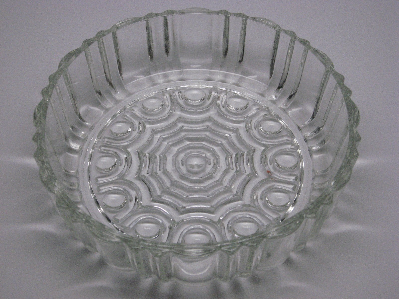 Clear Depression Glass Patterns | Free Patterns