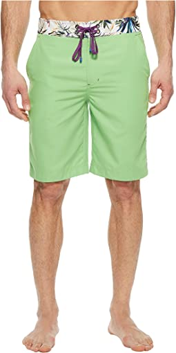 Robert Graham Dos Rios Woven Swim Boardshorts