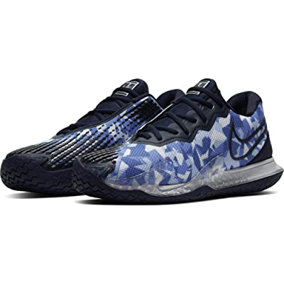 Nike NikeCourt Air Zoom Vapor Cage 4 (Royal Pulse/Obsidian/White/Indigo Storm) Men