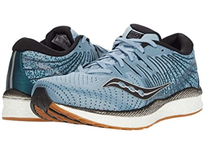 Saucony Liberty ISO 2 (Indigo/Black) Men