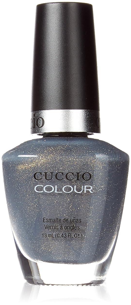 ビーチ信者始まりCuccio Colour Gloss Lacquer - Grey's Anatomy - 0.43oz / 13ml