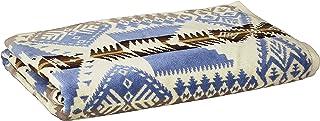 Pendleton ペンドルトン 大判 綿 バスタオル Bath Towel 76.2cm×147cm (SILVER BARK)