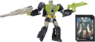Transformers Generations Titans Return Titan Master Furos y Hardhead