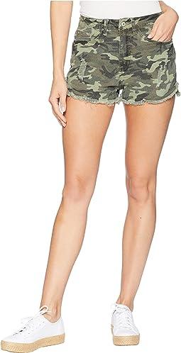 Moxie Camo Shorts