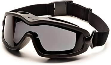 Pyramex V2G PLUS Safety Goggles with Adjustable Strap