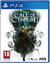 Call of Cthulhu PlayStation 4 by Focus Multimedia