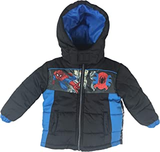 0eb4a47dc Dreamwave Toddler Boy Authentic Character Winter Puffer Jacket with Hood