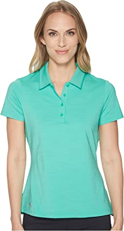 adidas Golf - Ultimate Short Sleeve Polo