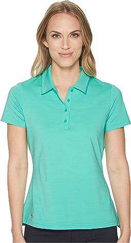 adidas Golf Ultimate Short Sleeve Polo
