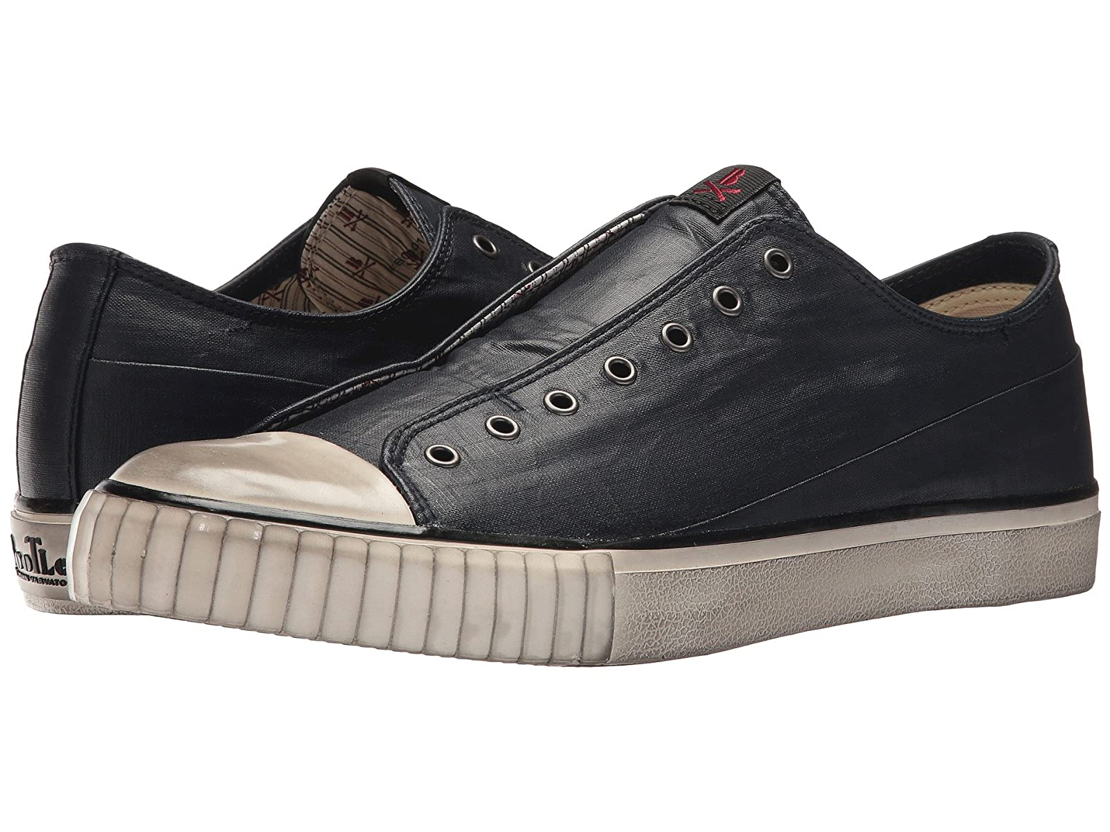 John Varvatos Laceless Low TopAtmospheric grades have affordable shoes