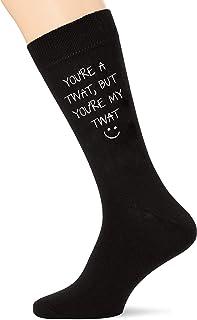 Socks Calcetines, Negro (, Talla única Unisex adulto