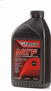 Torco A200022C MTF Manual Transmission Fluid Bottle - 1 Liter, (Case of 12)