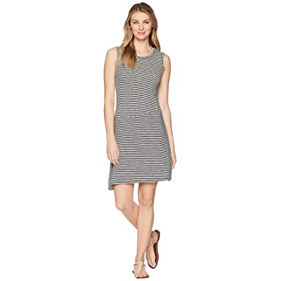 Carve Designs Jones Dress (Black Stripe) Women
