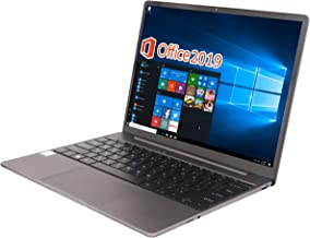 Brand New Slim Laptop PC/wajun Pro-X12/MS Office 2019/Win 10 Pro/7th Generation Core i5-7267U 3.1GHz/Memory: 8GB/SSD: 512GB/14 type 2K (2160*1440) LCD / Webcam/ USB 3.0 / Wireless Functions/ Bluetooth/ Type-C/Ultra-Lightweight Battery included With keyboa
