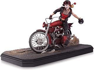 DC Collectibles Gotham City Garage: Harley Quinn Statue