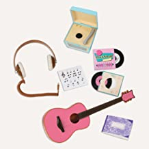 Our Generation Dolls Retro Records Accessory Set